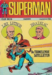 Cover Thumbnail for Superman Classics (Classics/Williams, 1971 series) #30