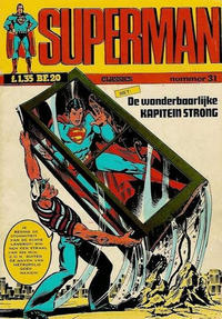 Cover Thumbnail for Superman Classics (Classics/Williams, 1971 series) #31