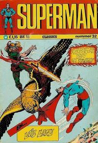 Cover Thumbnail for Superman Classics (Classics/Williams, 1971 series) #32