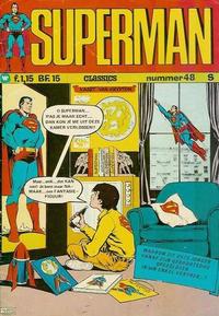 Cover Thumbnail for Superman Classics (Classics/Williams, 1971 series) #48