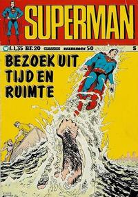Cover Thumbnail for Superman Classics (Classics/Williams, 1971 series) #50