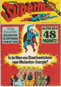 Cover Thumbnail for Superman Classics (Classics/Williams, 1971 series) #72
