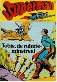 Cover Thumbnail for Superman Classics (Classics/Williams, 1971 series) #74