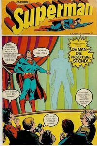 Cover Thumbnail for Superman Classics (Classics/Williams, 1971 series) #77