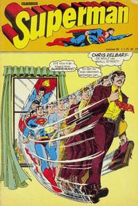 Cover Thumbnail for Superman Classics (Classics/Williams, 1971 series) #84