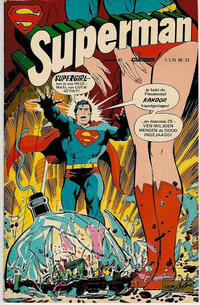 Cover Thumbnail for Superman Classics (Classics/Williams, 1971 series) #92
