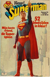 Cover Thumbnail for Superman Classics (Classics/Williams, 1971 series) #96