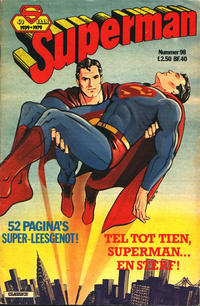 Cover Thumbnail for Superman Classics (Classics/Williams, 1971 series) #98