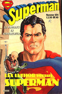 Cover Thumbnail for Superman Classics (Classics/Williams, 1971 series) #104