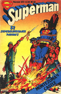 Cover Thumbnail for Superman Classics (Classics/Williams, 1971 series) #105