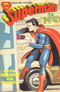 Cover Thumbnail for Superman Classics (Classics/Williams, 1971 series) #106