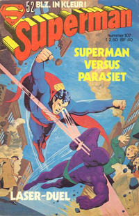 Cover Thumbnail for Superman Classics (Classics/Williams, 1971 series) #107