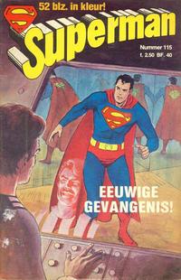 Cover Thumbnail for Superman Classics (Classics/Williams, 1971 series) #115