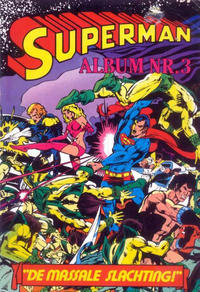 Cover Thumbnail for Superman Album (Classics/Williams, 1978 series) #3