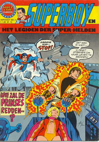 Cover Thumbnail for Superboy en het Legioen der Super-Helden (Classics/Williams, 1975 series) #2