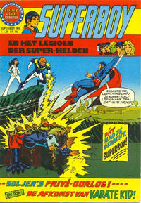 Cover Thumbnail for Superboy en het Legioen der Super-Helden (Classics/Williams, 1975 series) #3