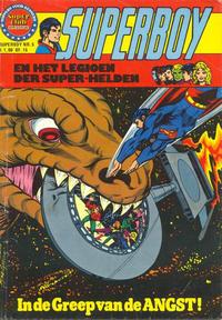 Cover Thumbnail for Superboy en het Legioen der Super-Helden (Classics/Williams, 1975 series) #5