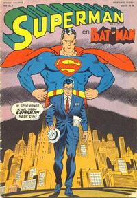 Cover Thumbnail for Superman en Batman (Vanderhout, 1967 series) #1