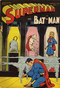 Cover Thumbnail for Superman en Batman (Vanderhout, 1967 series) #3