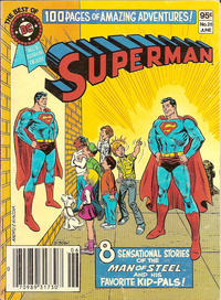 Cover Thumbnail for The Best of DC (DC, 1979 series) #25 [Newsstand Edition]
