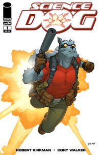 Cover Thumbnail for Science Dog Special (Image, 2010 series) #1