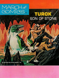 Cover Thumbnail for March of Comics (Western, 1946 series) #399 [non-ad cover]