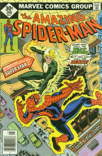 Cover for The Amazing Spider-Man (Marvel, 1963 series) #168 [Whitman]