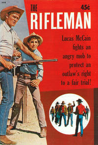 Cover Thumbnail for The Rifleman (Magazine Management, 1978 series) #38016