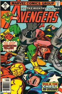 Cover Thumbnail for The Avengers (Marvel, 1963 series) #157 [Whitman]
