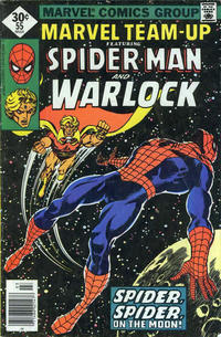 Cover Thumbnail for Marvel Team-Up (Marvel, 1972 series) #55 [Whitman]