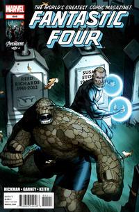 Cover Thumbnail for Fantastic Four (Marvel, 2012 series) #605