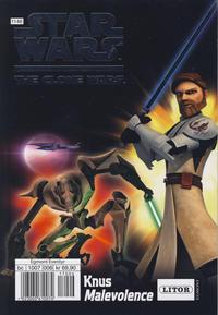 Cover Thumbnail for Star Wars The Clone Wars (Hjemmet / Egmont, 2011 series)