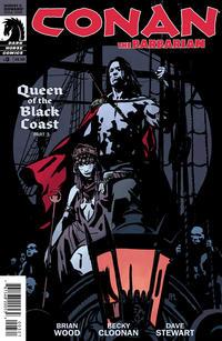 Cover Thumbnail for Conan the Barbarian (Dark Horse, 2012 series) #3 [90] [Variant Cover by John Paul Leon]
