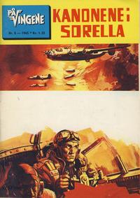 Cover Thumbnail for På Vingene (Serieforlaget / Se-Bladene / Stabenfeldt, 1963 series) #8/1965