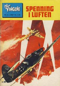 Cover Thumbnail for På Vingene (Serieforlaget / Se-Bladene / Stabenfeldt, 1963 series) #6/1966
