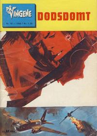 Cover Thumbnail for På Vingene (Serieforlaget / Se-Bladene / Stabenfeldt, 1963 series) #10/1966