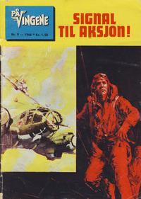 Cover Thumbnail for På Vingene (Serieforlaget / Se-Bladene / Stabenfeldt, 1963 series) #9/1966