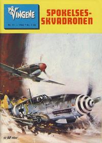Cover Thumbnail for På Vingene (Serieforlaget / Se-Bladene / Stabenfeldt, 1963 series) #11/1966