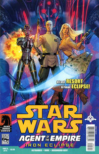 Cover Thumbnail for Star Wars: Agent of the Empire - Iron Eclipse (Dark Horse, 2011 series) #5