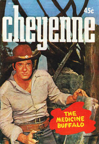 Cover Thumbnail for Cheyenne (Magazine Management, 1978 series) #38015