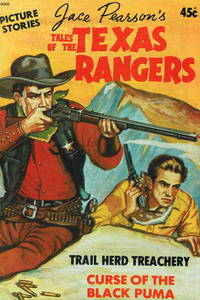 Cover Thumbnail for Jace Pearson's Tales of the Texas Rangers (Magazine Management, 1979 series) #39008