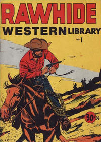 Cover Thumbnail for Rawhide Western Library (Yaffa / Page, 1974 series) #1