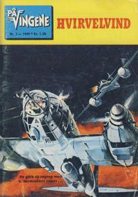 Cover Thumbnail for På Vingene (Serieforlaget / Se-Bladene / Stabenfeldt, 1963 series) #3/1969