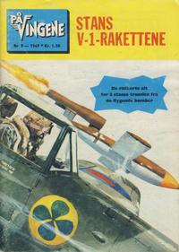 Cover Thumbnail for På Vingene (Serieforlaget / Se-Bladene / Stabenfeldt, 1963 series) #9/1969
