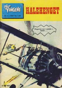 Cover Thumbnail for På Vingene (Serieforlaget / Se-Bladene / Stabenfeldt, 1963 series) #1/1969