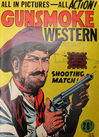 Cover Thumbnail for Gunsmoke Western Picture Library (Yaffa / Page, 1970 ? series) #2