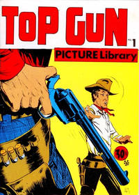 Cover Thumbnail for Top Gun Picture Library (Yaffa / Page, 1973 series) #1