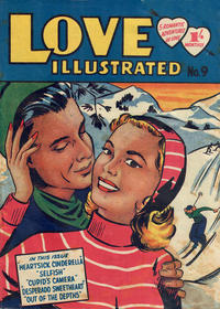 Cover Thumbnail for Love Illustrated (Young's Merchandising Company, 1951 series) #9
