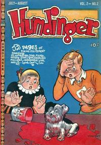 Cover Thumbnail for Humdinger (Novelty / Premium / Curtis, 1946 series) #v2#2 [8]