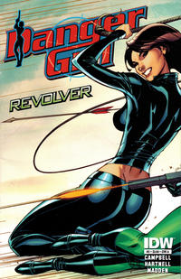 Cover Thumbnail for Danger Girl: Revolver (IDW, 2012 series) #2 [Cover A]